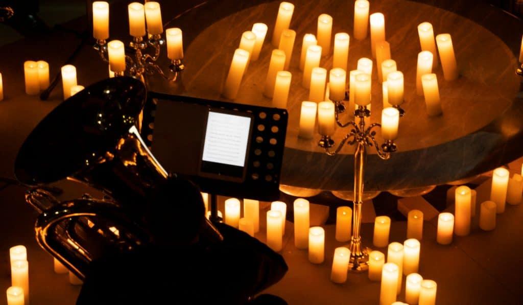 Las mejores bandas sonoras llegan a Sevilla bajo la luz de las velas