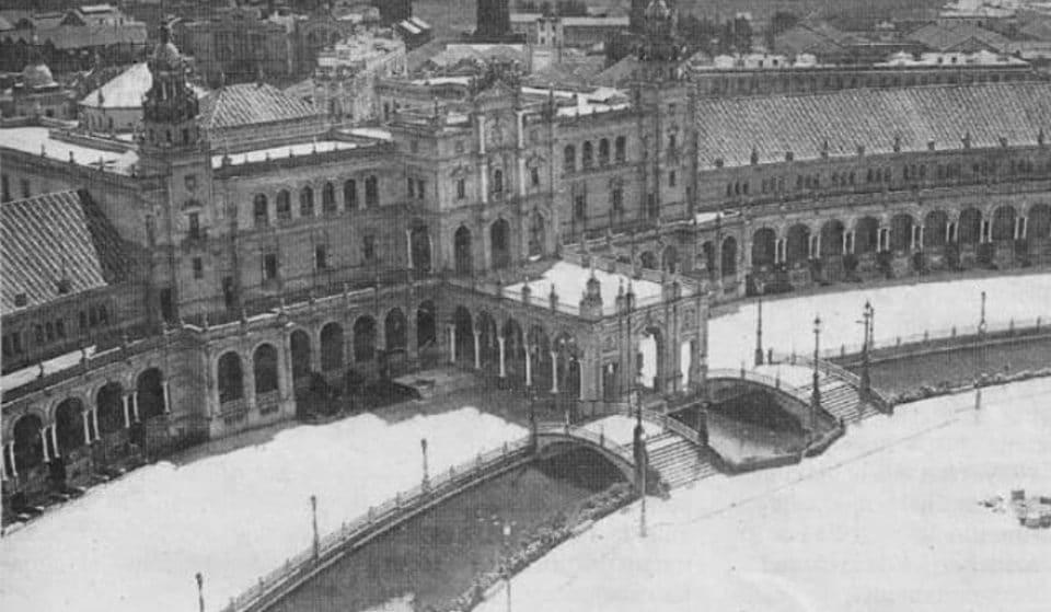 El último día que Sevilla vivió una gran nevada