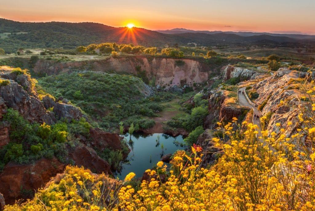 7 rutas de senderismo increíbles en la Sierra Norte de Sevilla