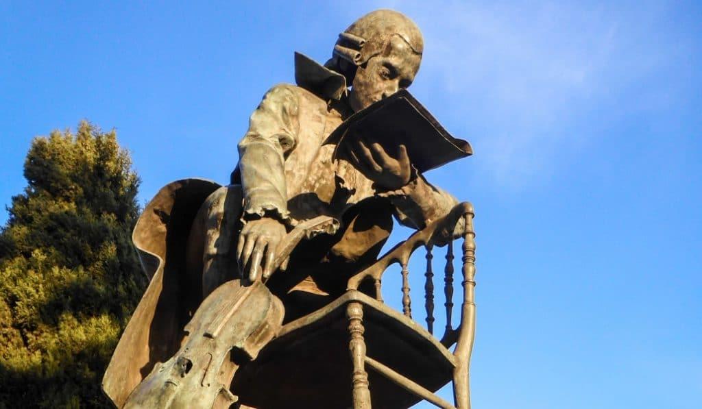 ¿Por qué Sevilla tiene un monumento dedicado a Mozart?