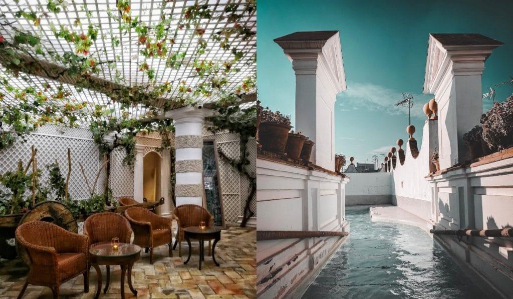Las Casas de la Judería, una ciudad secreta dentro de Sevilla