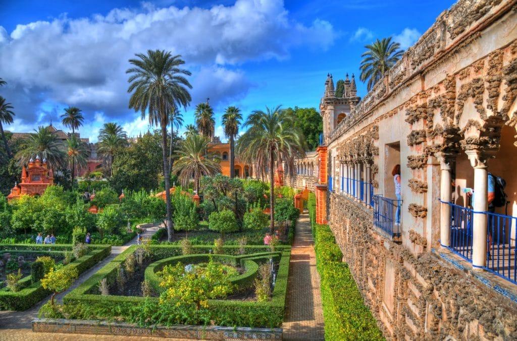 5 jardines de Sevilla que son auténticas joyas
