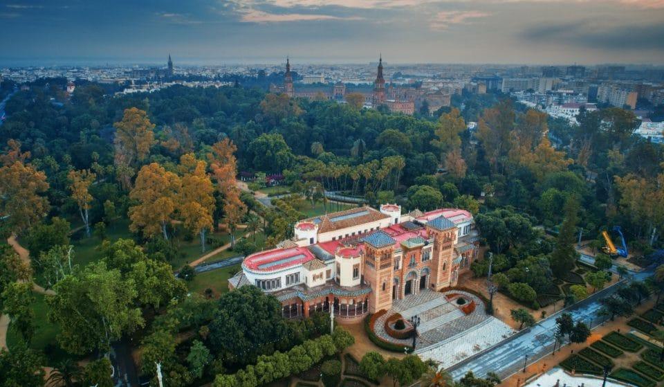 ¿Sabías que el Parque de María Luisa tuvo un zoo?