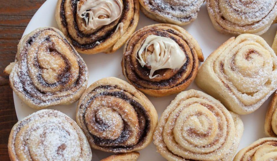 Dónde tomar los deliciosos 'cinnamon rolls' en Sevilla