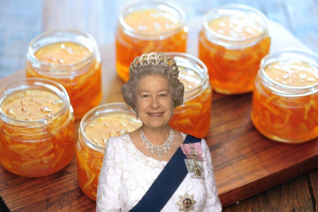En Buckingham Palace desayunan mermelada sevillana