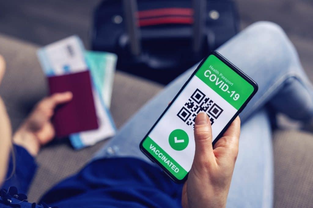 Pasaporte Covid: un certificado para viajar por Europa