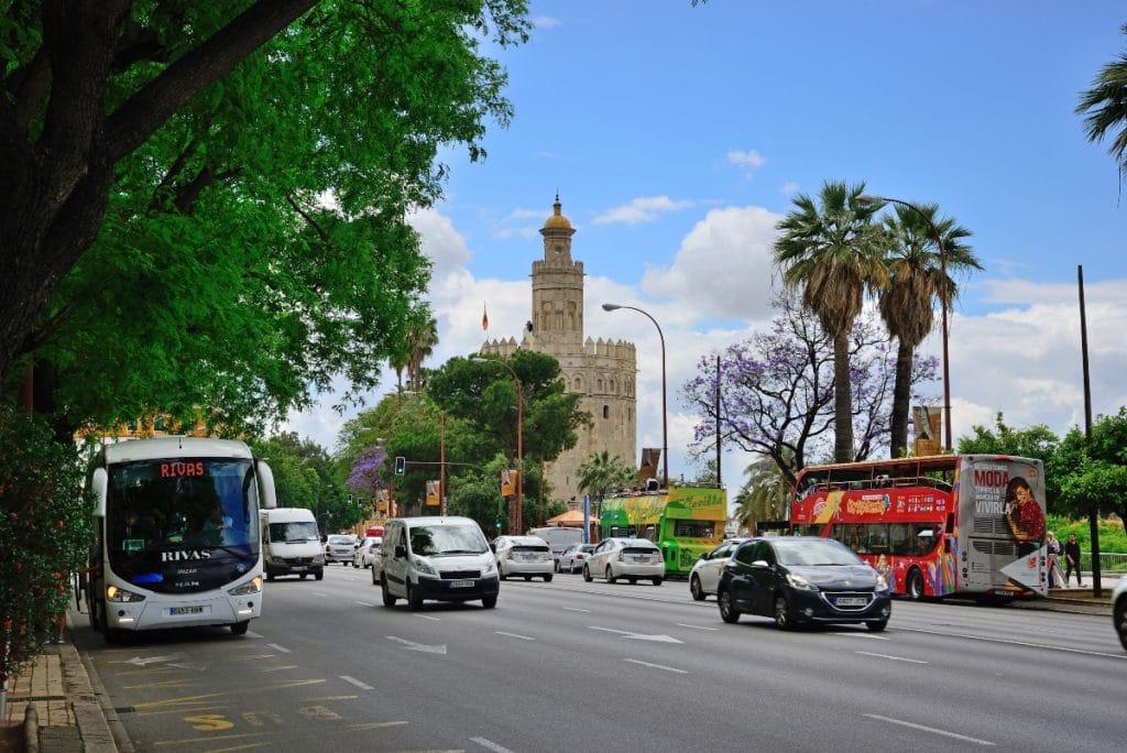 El mes que viene: prohibido circular a más de 20km/h en algunas calles de Sevilla
