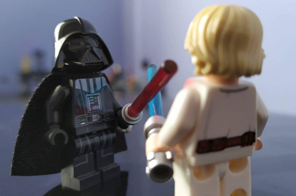 Lagoh acoge una exposición de figuras LEGO edición Star Wars