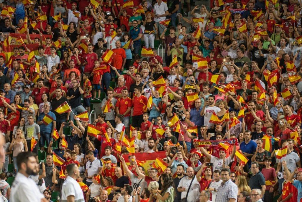 16.000 aficionados animarán a la Selección en la Cartuja