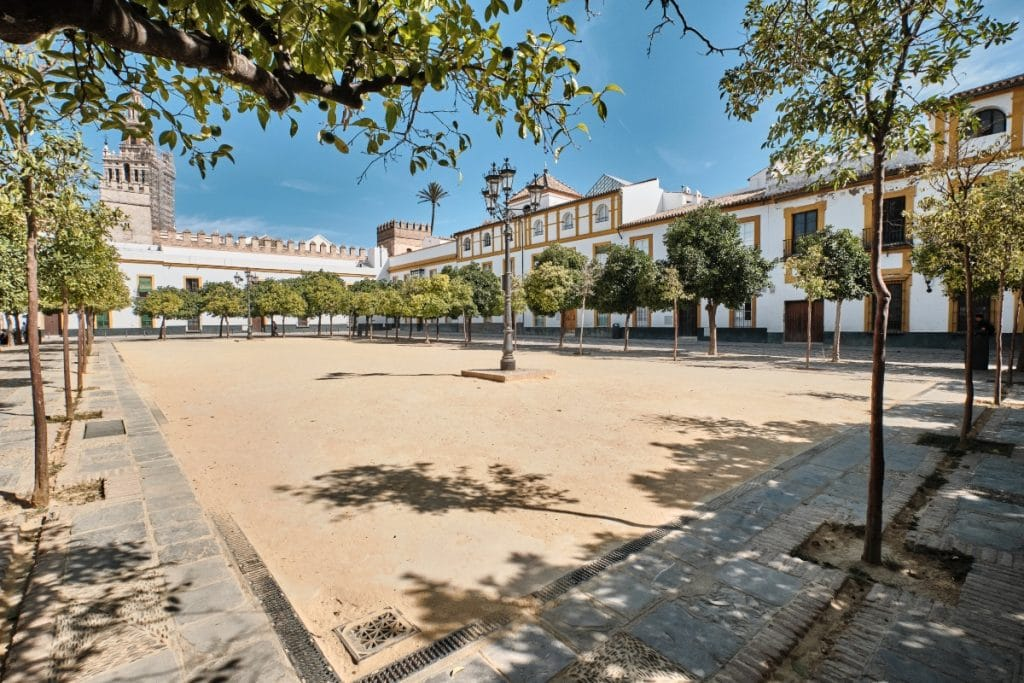 El palacio de Al Mutamid volverá a ser parte del Alcázar