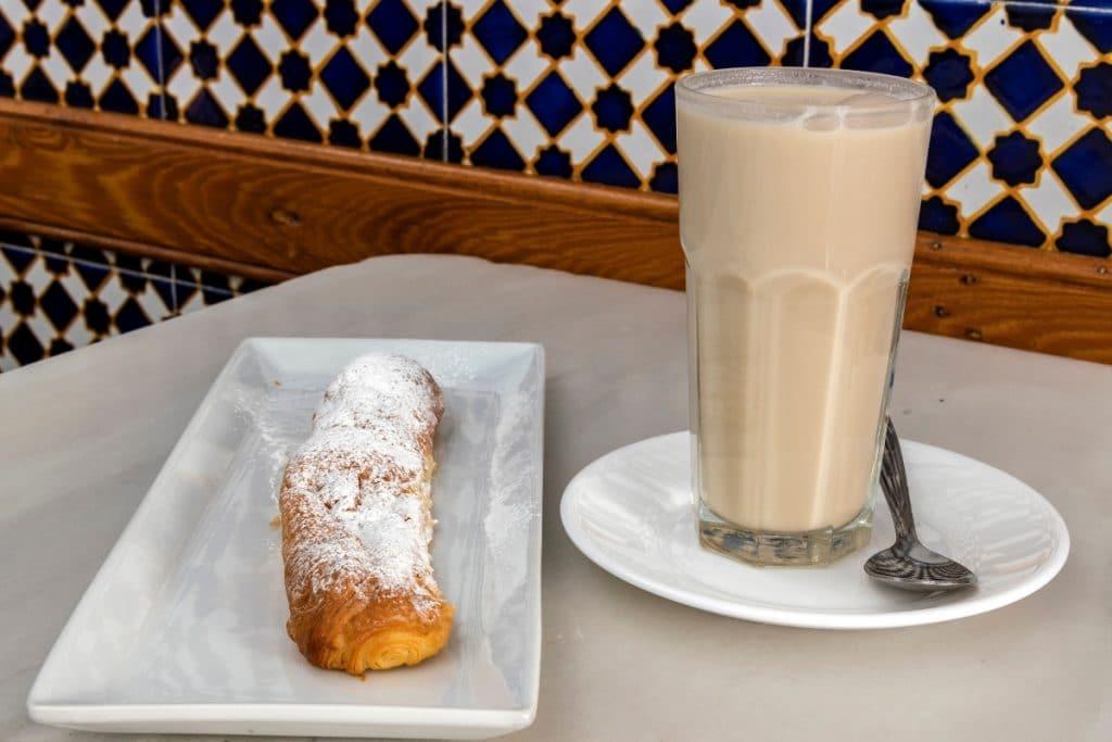 Los mejores sitios para tomar horchata de chufa en Sevilla