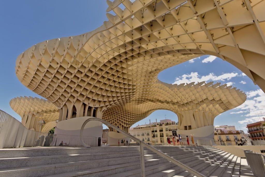 'Shadowmap': el mapa que te salvará el verano en Sevilla