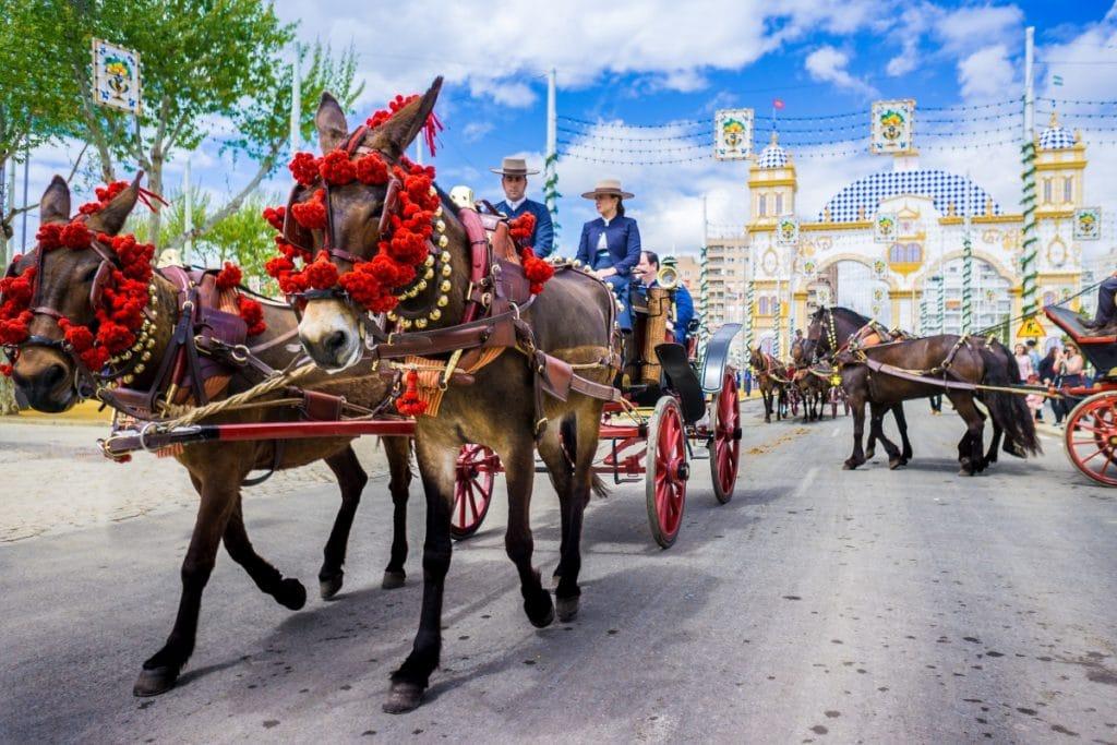La Feria de Sevilla 2022 tendrá dos festivos