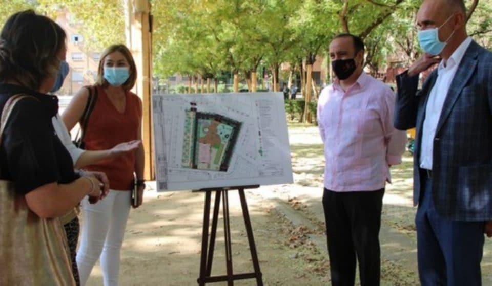El Parque Blanco White será sometido una mejora integral
