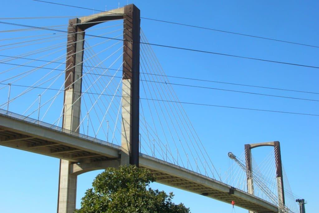 El puente del Centenario comenzará sus obras en agosto