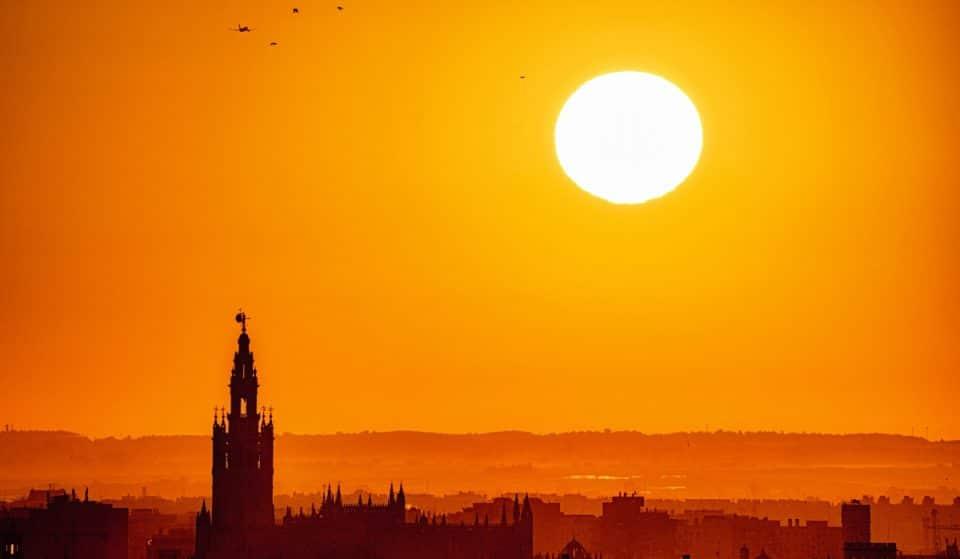 La 'llama sahariana' alcanzará su cenit entre hoy y mañana