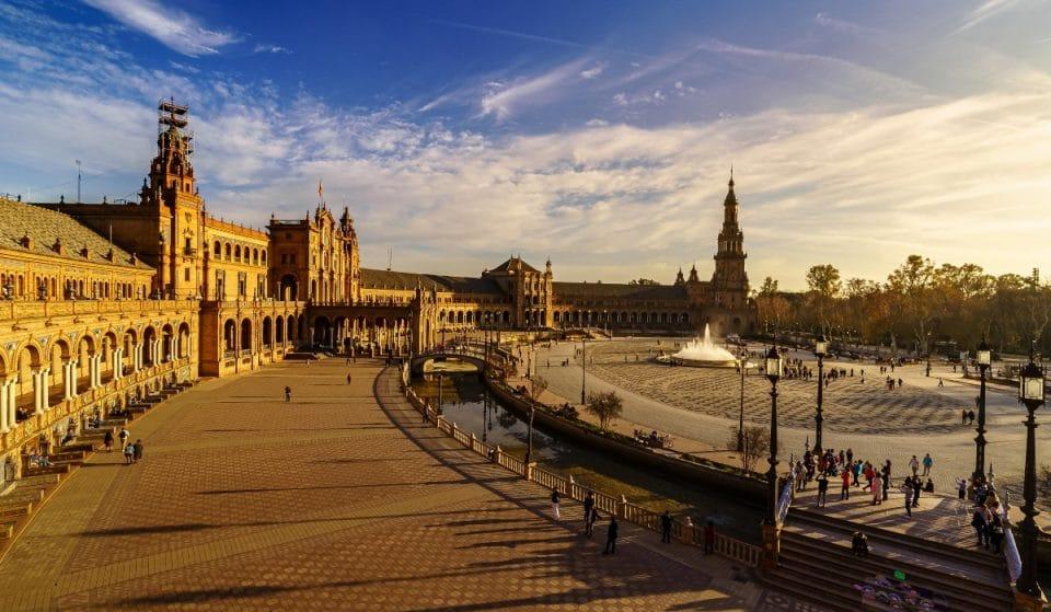 Los Cantores de Híspalis darán un concierto gratis en la Plaza de España