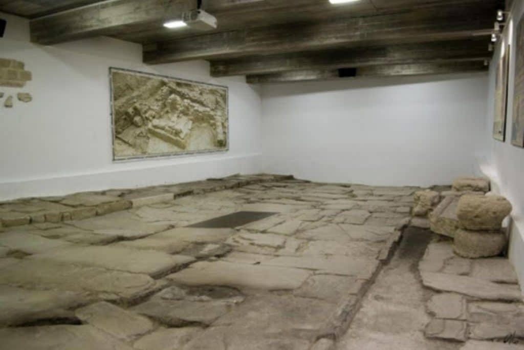 La Antigua Roma se esconde en las casas de Medina Sidonia