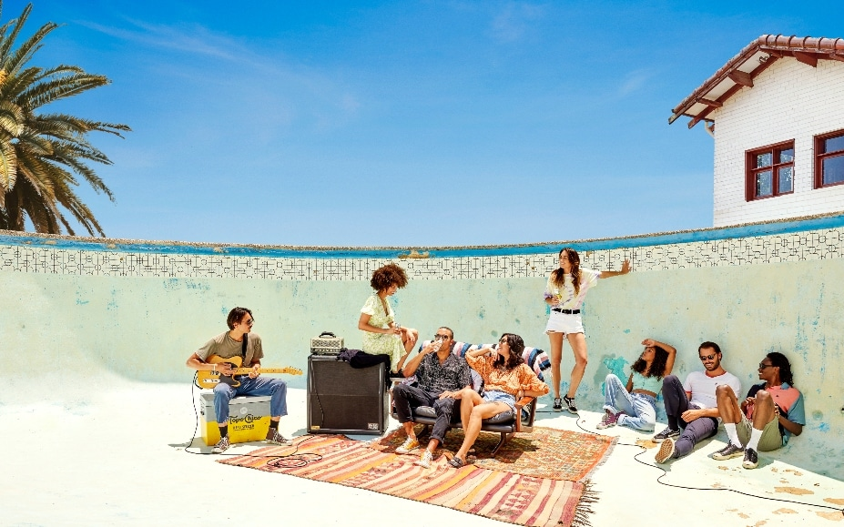 'Live the Roof' con Topo Chico: música en directo desde las mejores azoteas
