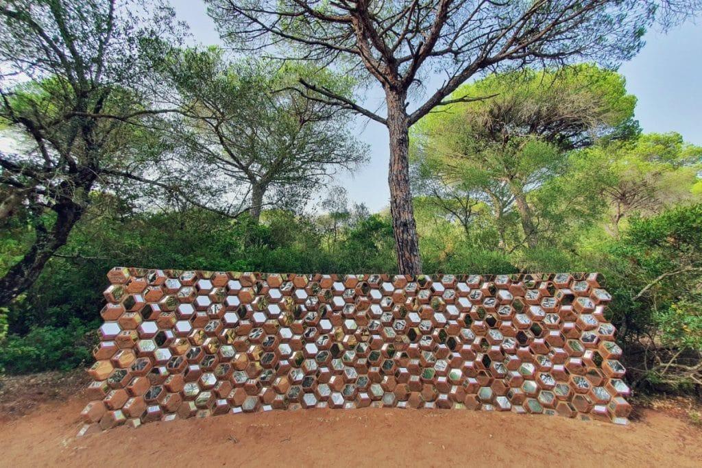 El museo de arte contemporáneo escondido en la naturaleza