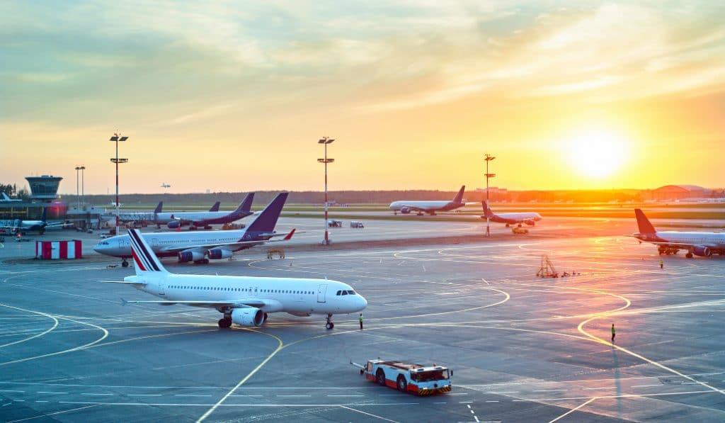 El aeropuerto de Sevilla: a punto de alcanzar los niveles prepandemia