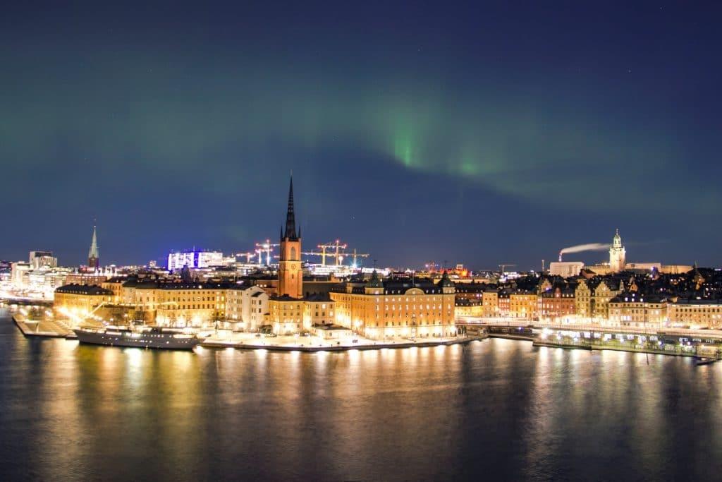 Sevilla y Estocolmo tendrán conexión aérea directa para este invierno