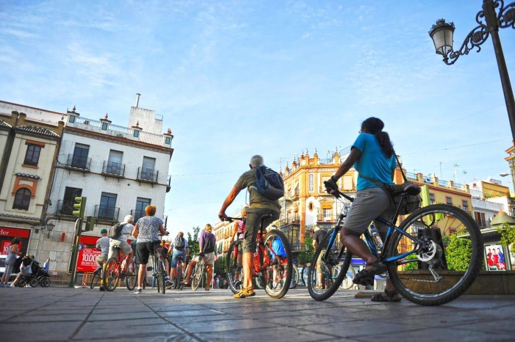 Sevilla, una de las ciudades con más kilómetros de carril bici de España
