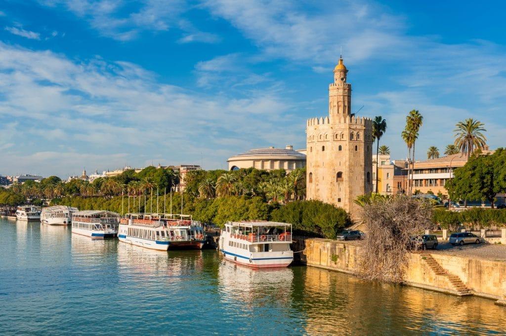 Las 10 mejores respuestas a «Dime que eres de Sevilla sin decirme que eres de Sevilla»