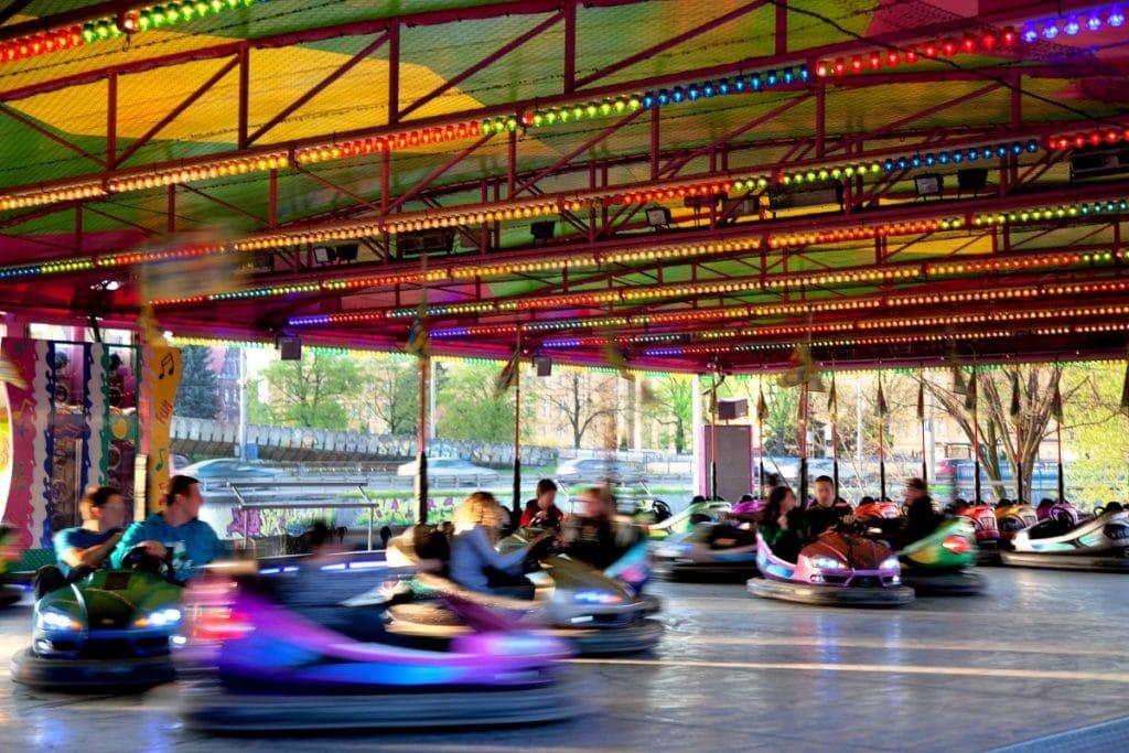 Utrera acoge Vive Park, el parque de atracciones móvil de Andalucía
