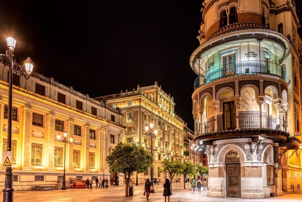La Noche en Blanco de Sevilla, cancelada por segundo año consecutivo