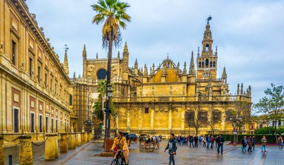 El otoño se adelanta en Sevilla con lluvias y desplome de las temperaturas