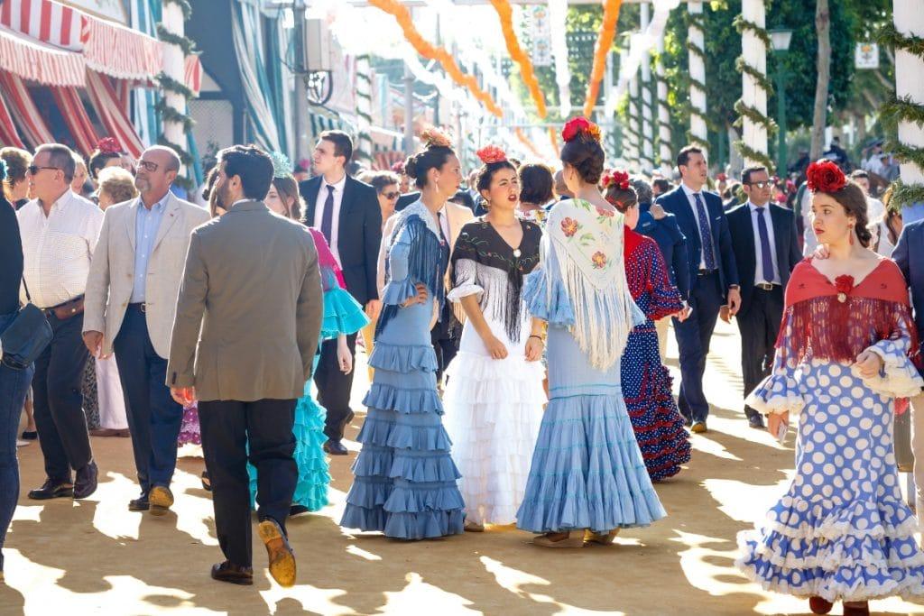 Sevilla sí celebrará su Feria de Abril en 2022