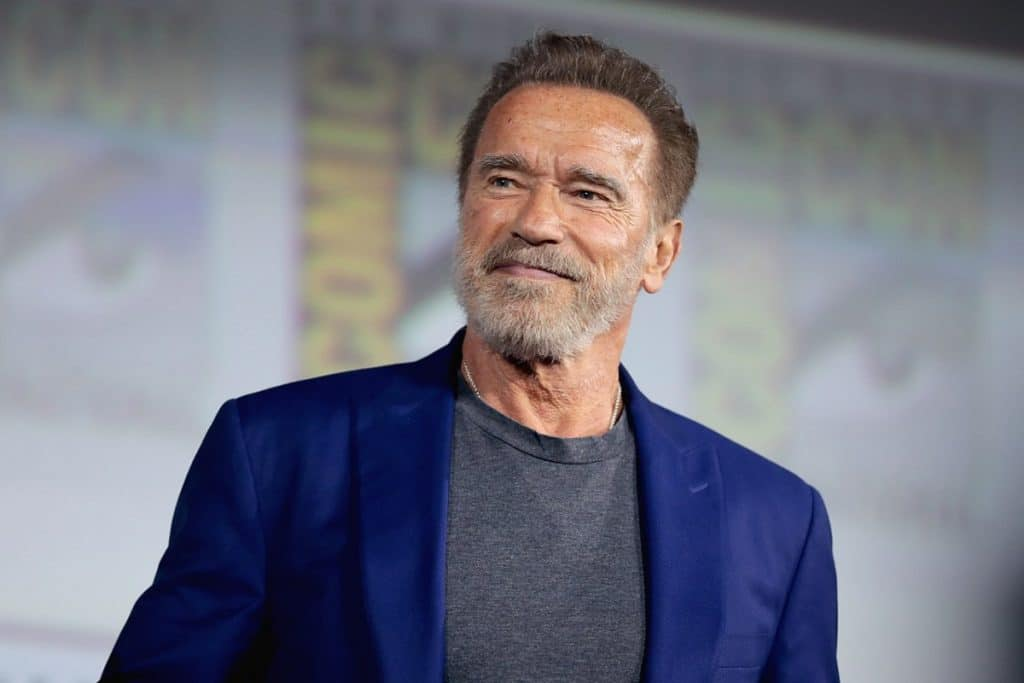 Schwarzenegger declara su amor por Sevilla