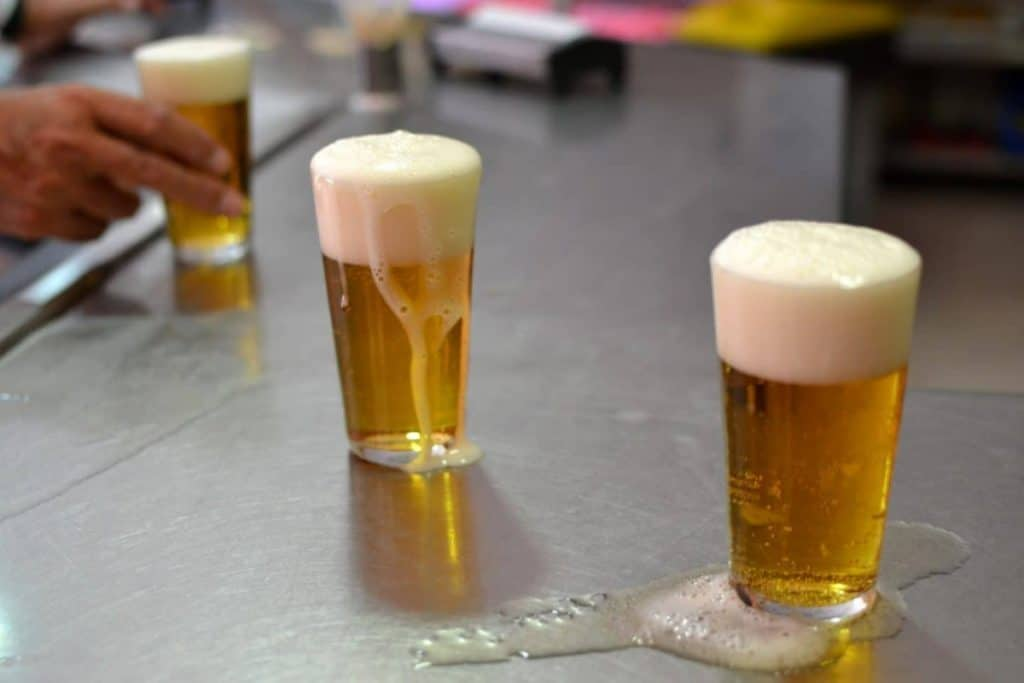 Así es la ruta de la tapa con cerveza que se celebra estos días en Sevilla
