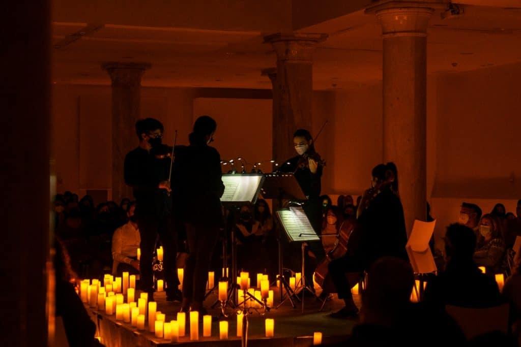 Candlelight trae a Sevilla el concierto más icónico de Halloween