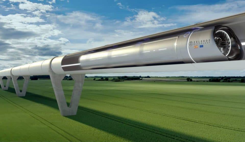 Hyperloop, los trenes de ciencia ficción que conectarán toda Europa