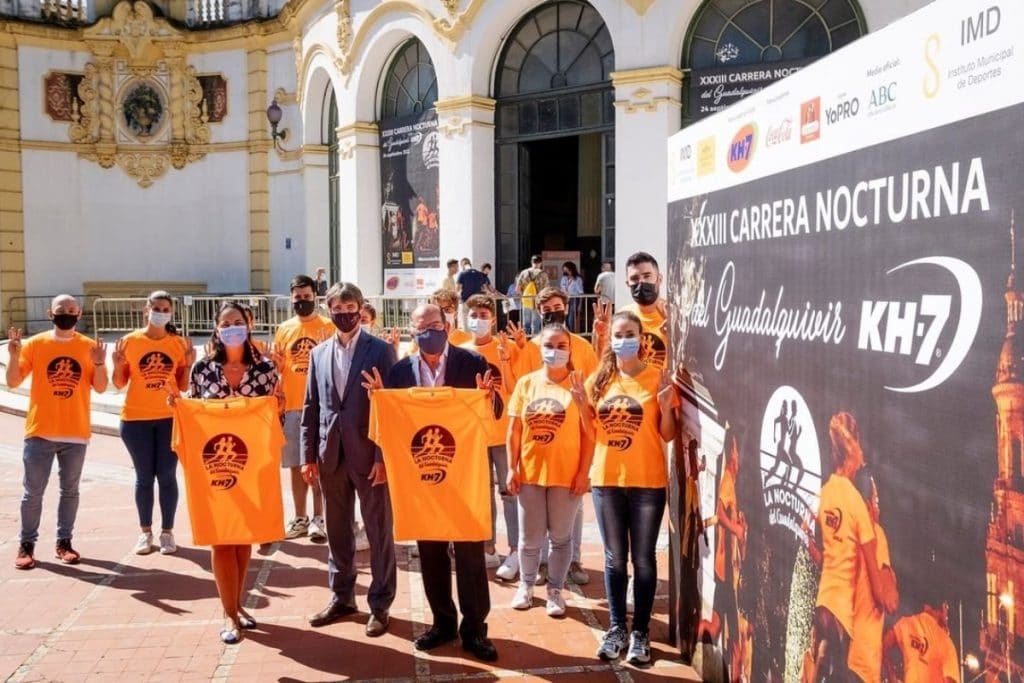 Así será la Nocturna, la primera carrera masiva de España después de la pandemia