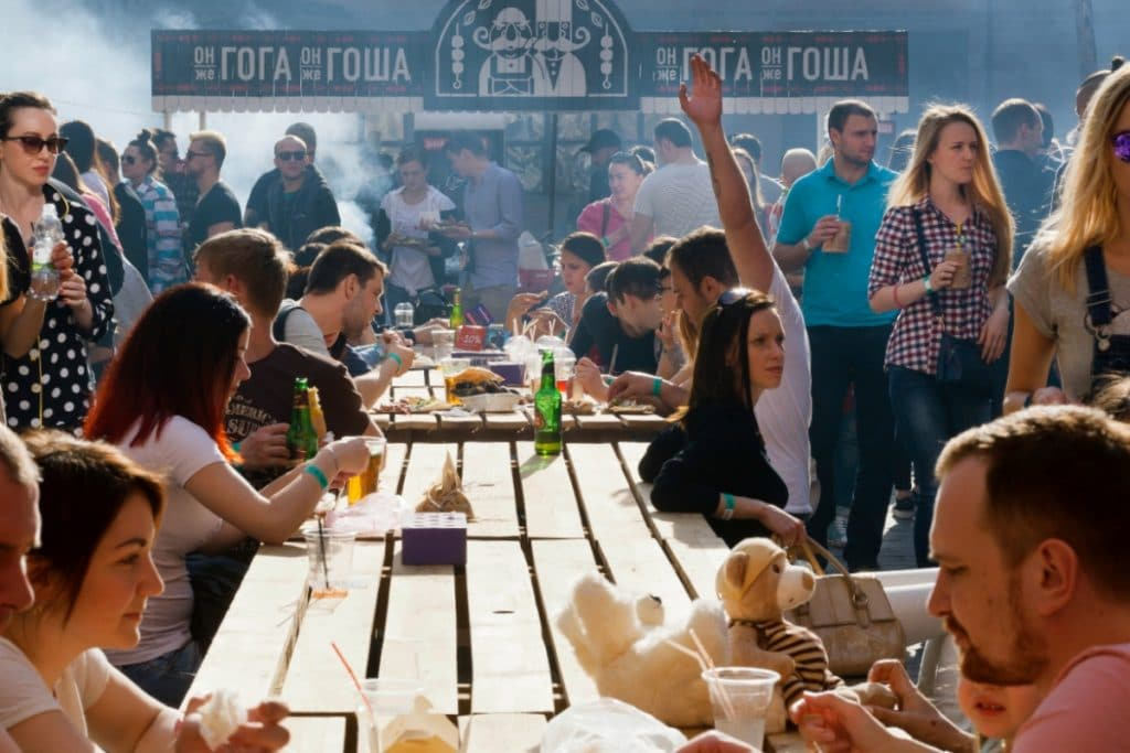 Vuelve el Festival de las Naciones, el evento cultural que acerca el mundo a Sevilla