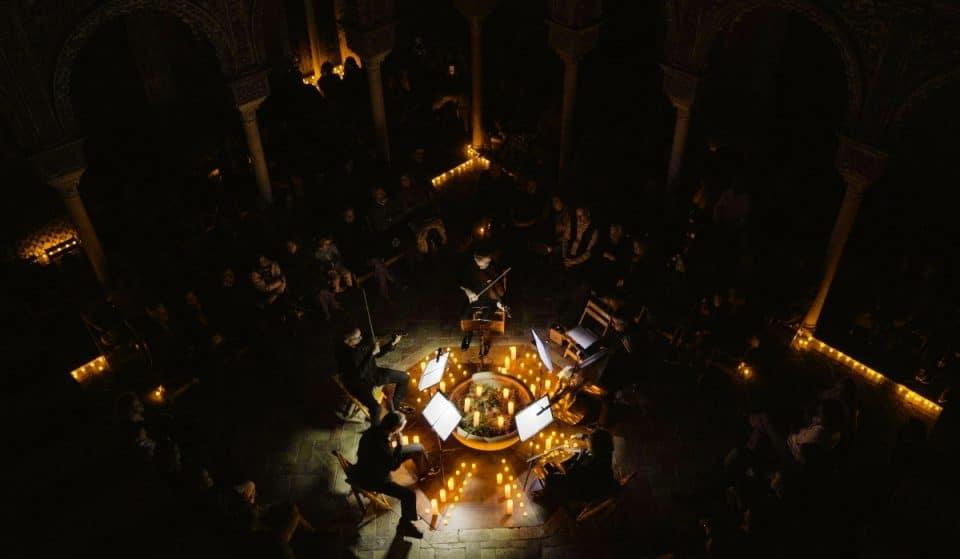 Sevilla celebra los clásicos infantiles con un concierto a la luz de las velas