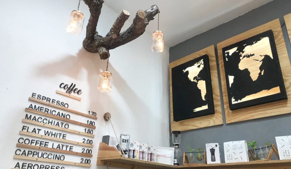Delatribu, el oasis cafetero que necesitaba el barrio de Santa Cruz