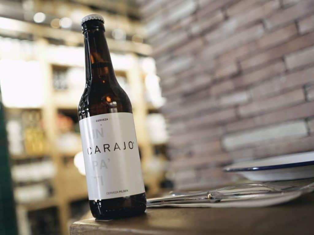 Carajo, el nuevo tesoro cervecero que se elabora en Sevilla