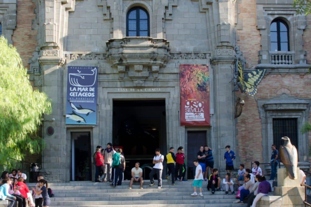 Vuelve el Museo Casa de la Ciencia