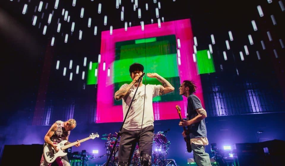 La gira mundial de Red Hot Chili Peppers arrancará en Sevilla el 4 de junio