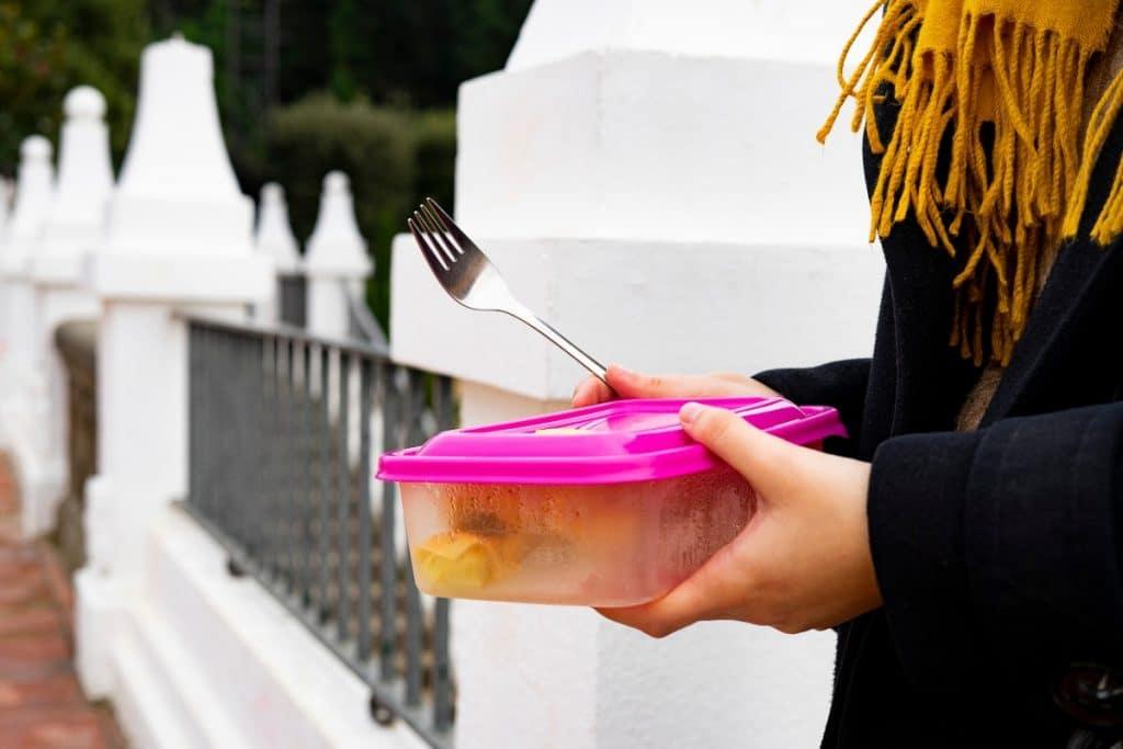 Los restaurantes deberán dar la posibilidad de llevarse la comida si no se ha consumido