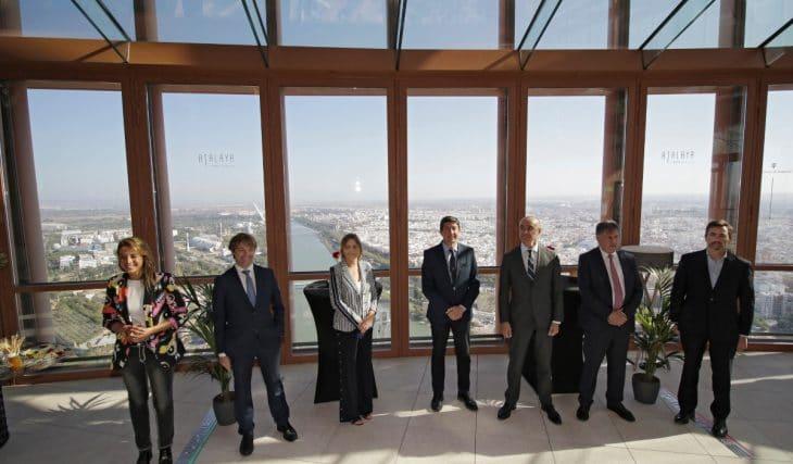 Vuelve la terraza más alta de Andalucía