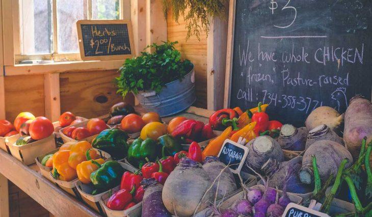 ¡Ya hay un Mercado de la Tierra de Slow Food en Toluca!