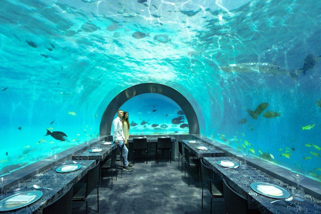 ristorante maldive