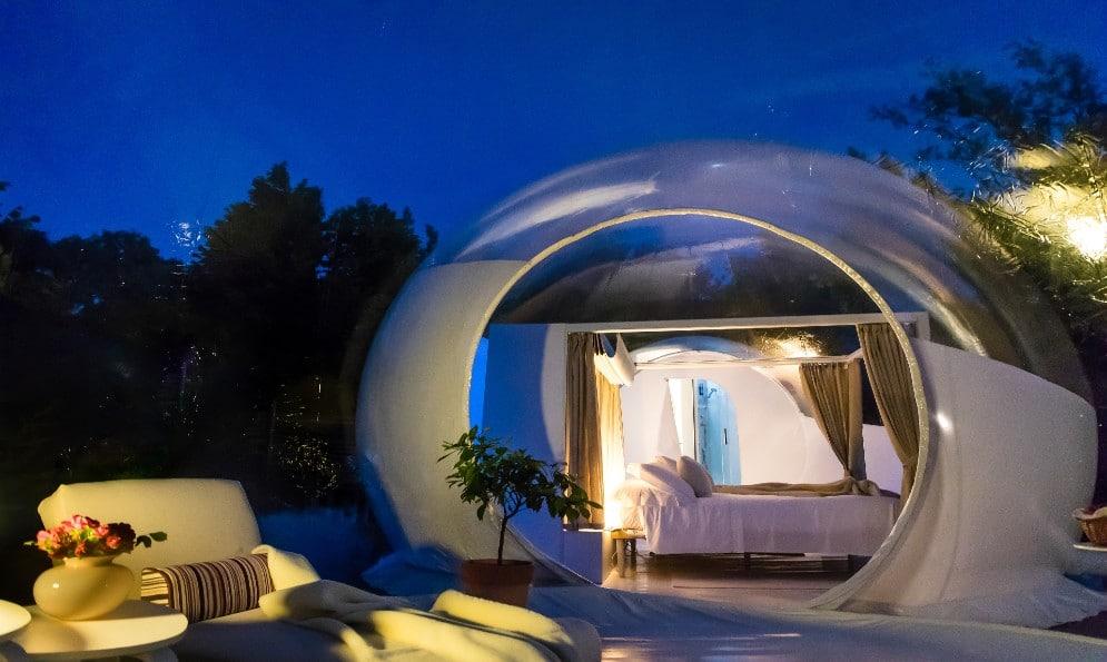 bubble torino