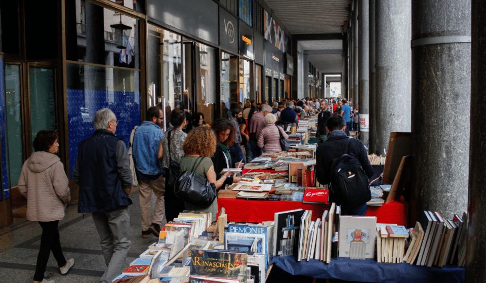 """Torna """"Portici di Carta"""", l'evento dedicato agli amanti dei libri"""