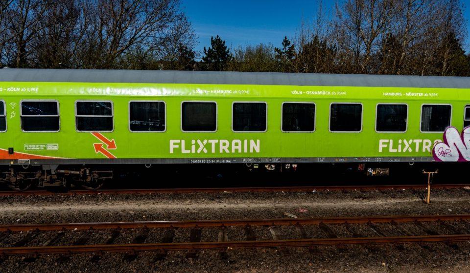 FlixTrain, dopo gli autobus arrivano i treni low cost